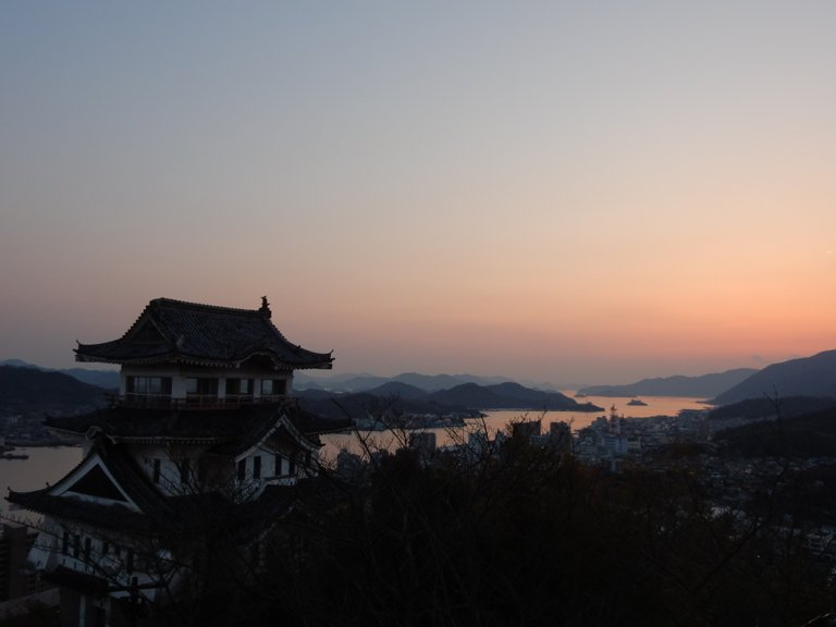 Sunset at Onomichi