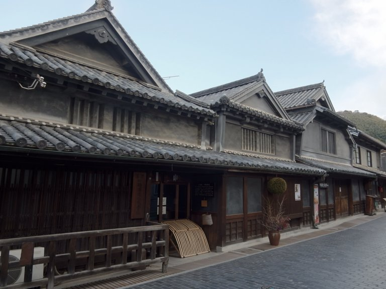 Sake brewery and birthplace of Masataka Taketsuru